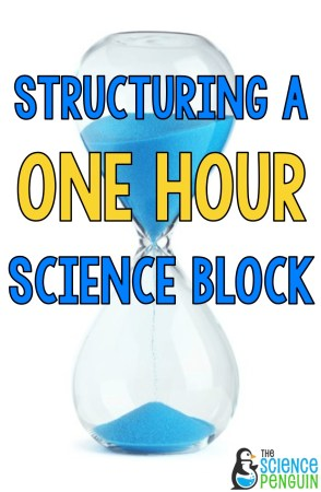 One Hour Science Block