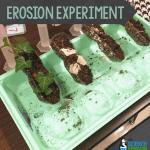 Erosion Experiment