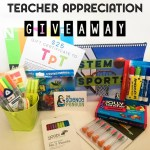Teacher Care Package Giveaway