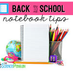 Surviving Back to School: Interactive Notebook Tips for 3-6