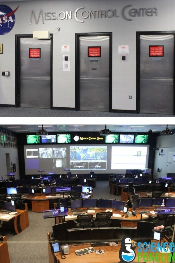Mission Control at JSC