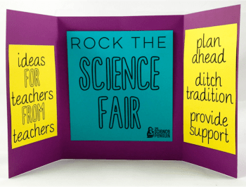 Science Fair Tips written by teachers for teachers