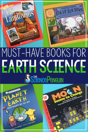 Must-Have Earth Science Books for Your Elementary Classroom