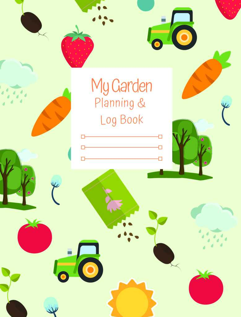 You can buy the green cover version of My Garden Planning and Log Book on Amazon.