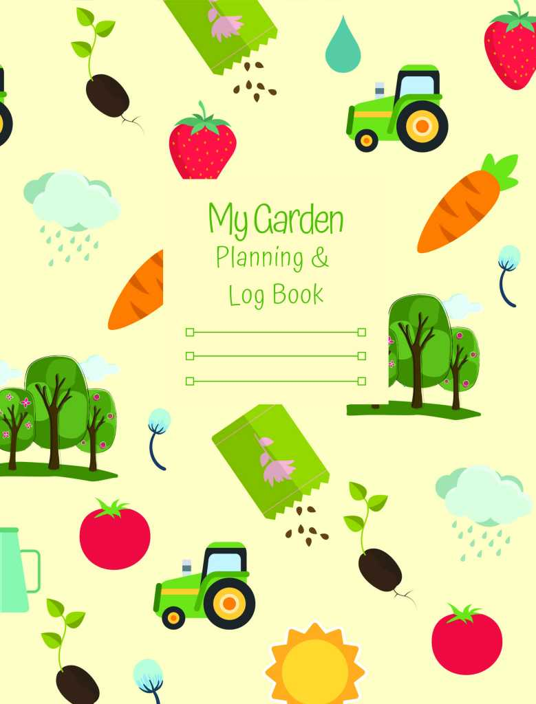 You can buy the yellow cover version of My Garden Planning and Log Book on Amazon.