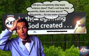 case against creationists