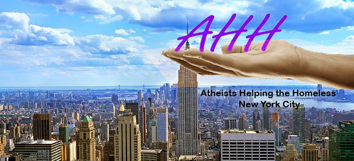 Atheists Helping the Homeless