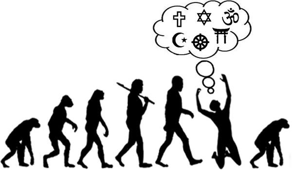 La religiosidad, consecuencia evolutiva.