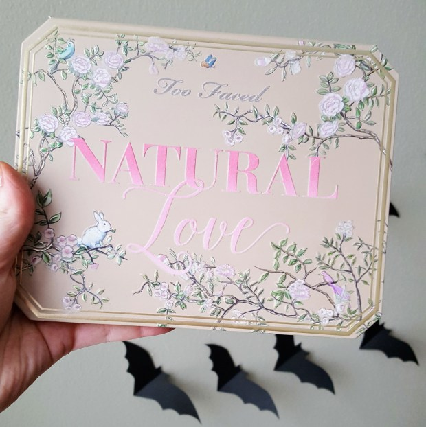 Natural Love eyeshadow palette by Too Faced Cosmetics