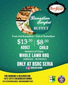 SeriKandi BSRC Catering