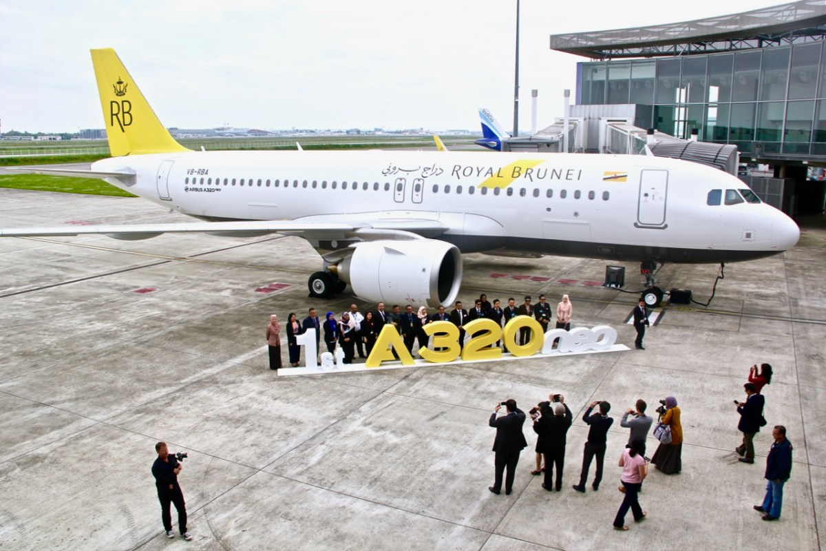 New fleet of A320neo to bring RB a step closer to foothold in Far East Asia market