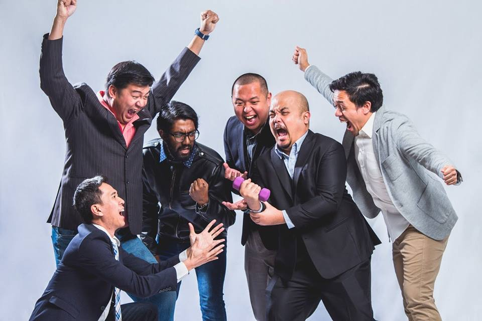 BruHaHa: Stand-up comedy the Bruneian way