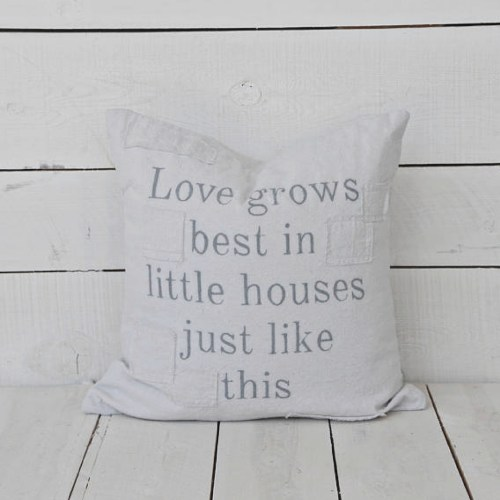 Love Grows Best In Little Houses Just Like This Pillow-The Scoop for Mommies
