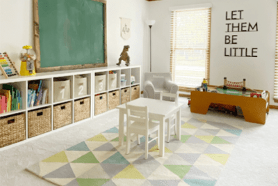 Kids Playroom Ideas and Decor-the scoop for mommies