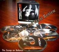 P90X3 Final Review