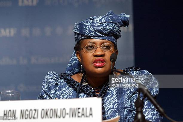 Okonjo Iweala makes history to become first woman and First African Director-General of WTO