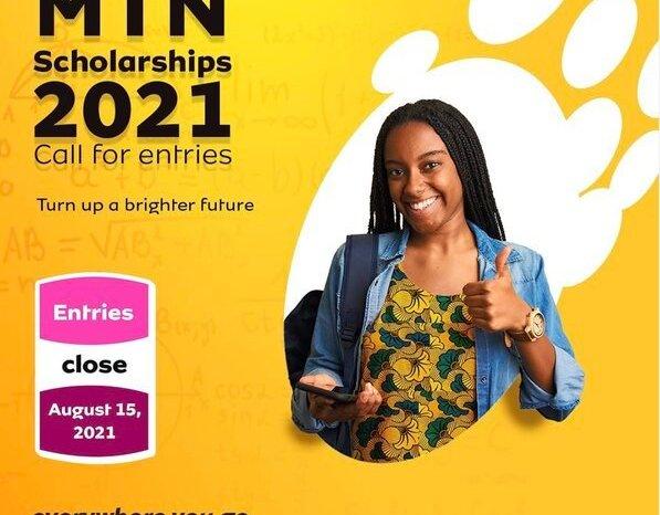 MTN scholarship 2021 apply