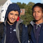Life in Mission Hill: Landon Chambers and Christian Mateo
