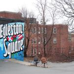 Egleston Square: A City Divided in Life and Death