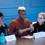 Book club brings theater to all audiences and makes arts more inclusive