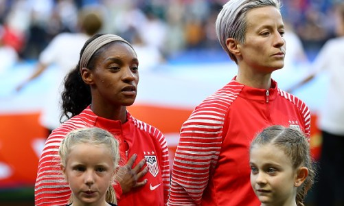 USWNT Trumps the White House by Declining Invite