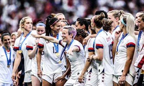 USWNT to be celebrated with ticker-tape parade Wednesday in NYC