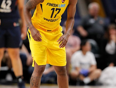 Undrafted All-star Erica Wheeler Wins WNBA All-Star MVP after an unforgettable performance