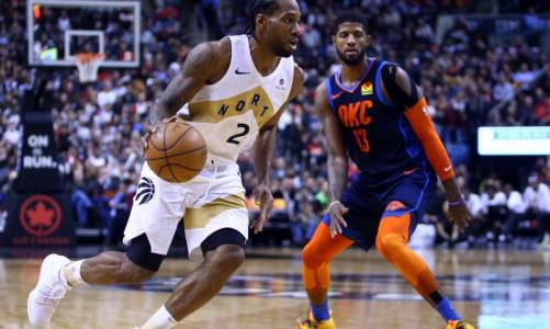 BREAKING NEWS: Kawhi Leonard, Paul George to the Los Angeles Clippers