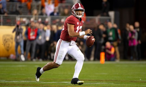 NCAA Preseason Top 10 Quarterback Rankings