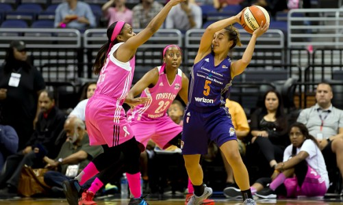 The Washington Mystics Want More – Continue to Tighten Grip on #1 seed For Playoffs