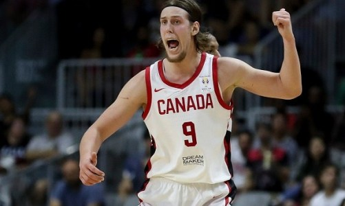 Kelly Olynyk injures knee in Canada exhibition game