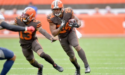 Monday Night Football DFS Week Two: Browns vs Jets