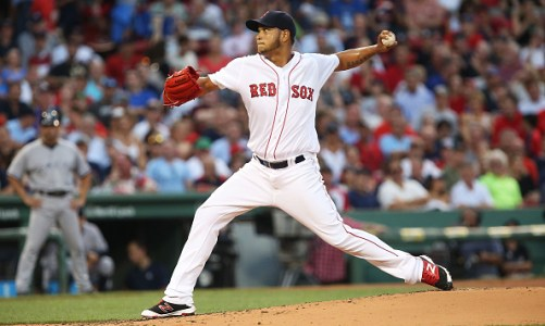 Eduardo Rodriguez Is Becoming The Red Sox Ace