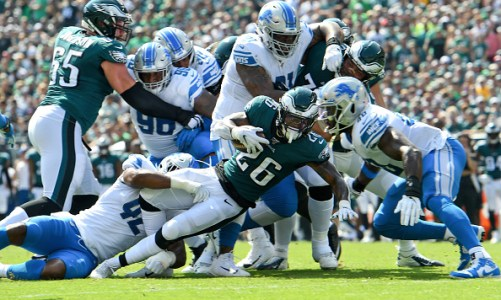 Detroit Lions Week 3 Recap- Lions Fly Past Eagles