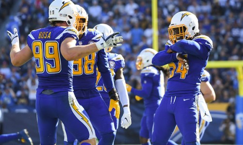 Chargers at Raiders Preview: Thursday Night Showdown