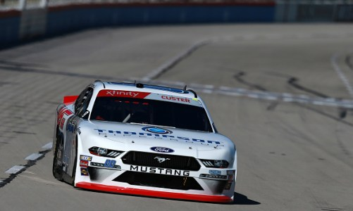 What Ride Will Cole Custer Be In For 2020?