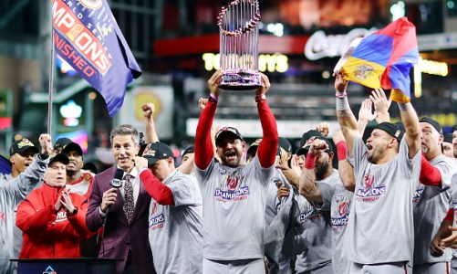 Nationals Win First Title, A World Series Recap