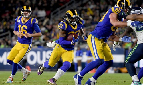 Los Angeles Rams Pummel Seattle Seahawks in 28-12 win