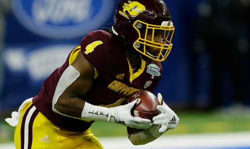 Central Michigan Meets up With San Diego State in the New Mexico Bowl