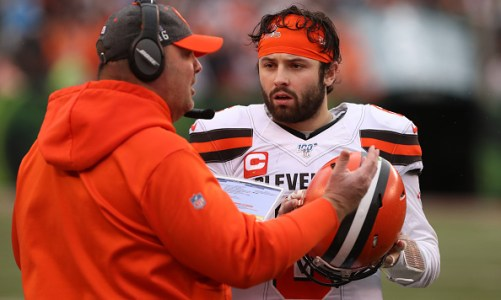 Cleveland Browns 2019 Season Recap