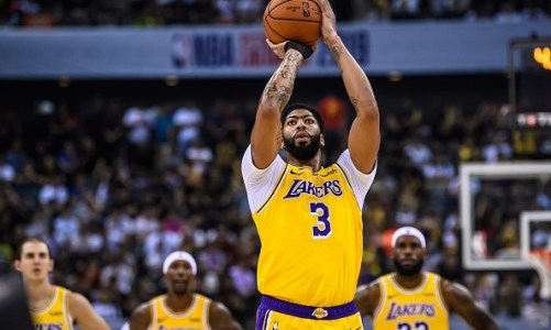 NBA DFS Fave Five: February 6th, 2020