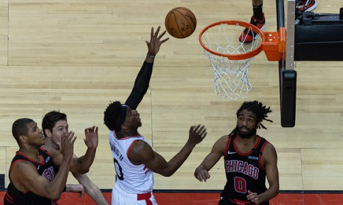 Chicago Bulls Look to end First Half on a High Note