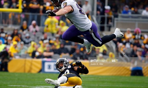 Hayden Hurst to the Falcons!
