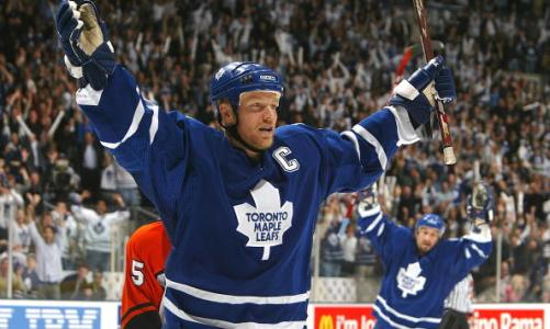 Blast From the Past: Mats Sundin