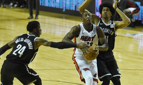 Bam Adebayo Predicts he'll be a 20 point scorer Next Season