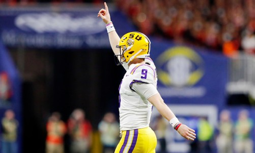 Joe Burrow: 2020 NFL Draft Scouting Report