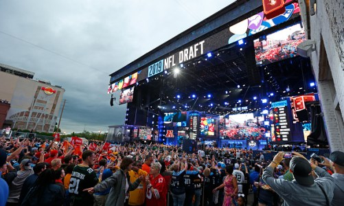 Why This Year's NFL Draft Is So Much Different