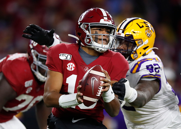 Miami Dolphins Draft Review:Tua Tagovailoa