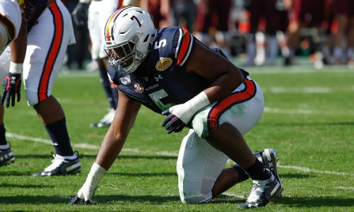 Derrick Brown: 2020 NFL Draft Scouting Report