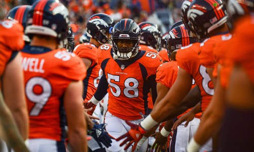 Denver Broncos: Way-Too-Early 53-Man Roster Projection